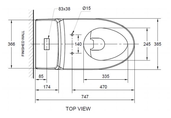 Acacia SupaSleek-CL20075-6DASGCBT specification 1