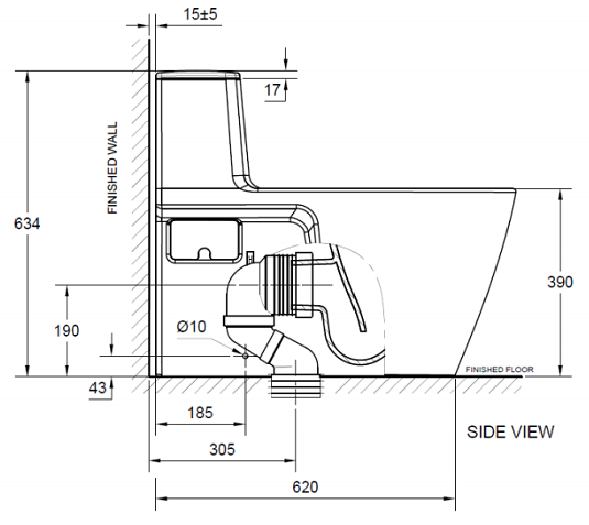 Acacia SupaSleek-CL20075-6DASGCBT specification 2