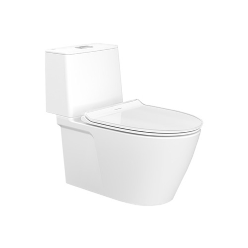 American Standard Acacia Supasleek Close Coupled Toilet-CL23075-6DASGCBT