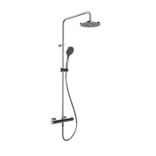 GESSI GES-35125031-CHR Thermostatic Shower Column