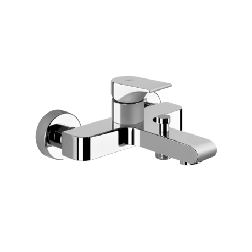 Gessi Emporio Solferino Exposed shower mixer with diverter GES-49013-CHR