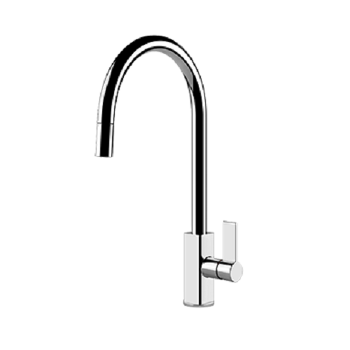 Gessi GES-17163-CHR Cucinai single lever kitchen mixer