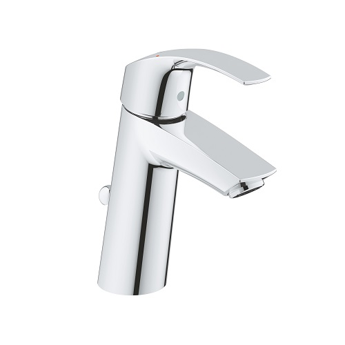 Grohe-23322001 Eurosmart Single-Lever Basin Mixer