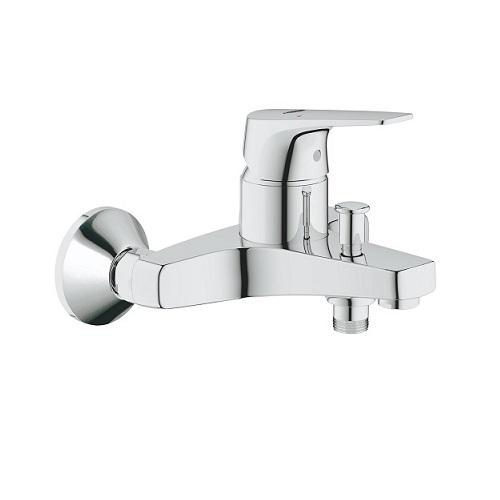 Grohe 23601000 BauFlow Single-Lever Bath-Shower Mixer
