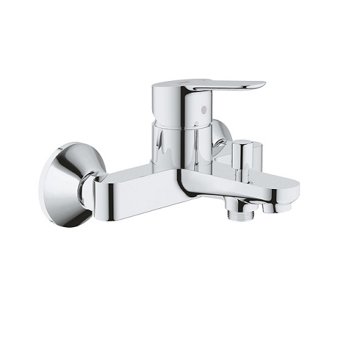Grohe 23605000 BauEdge Single-Lever Bath-Shower Mixer