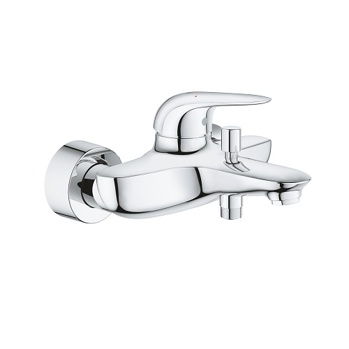 Grohe 23726003 Eurostyle Single-lever Bath-Shower Mixer