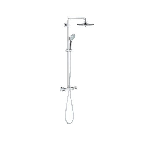 Grohe-26114001 Euphoria 260 Shower System with thermostatic bath mixer