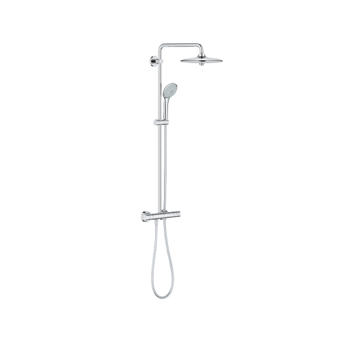 Grohe-27296002 Euphoria 260 Shower System with thermostatic shower mixer