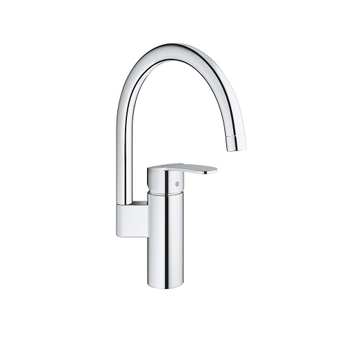 Grohe-33221002 Eurosmart Cosmopolitan Single-Lever Sink Mixer