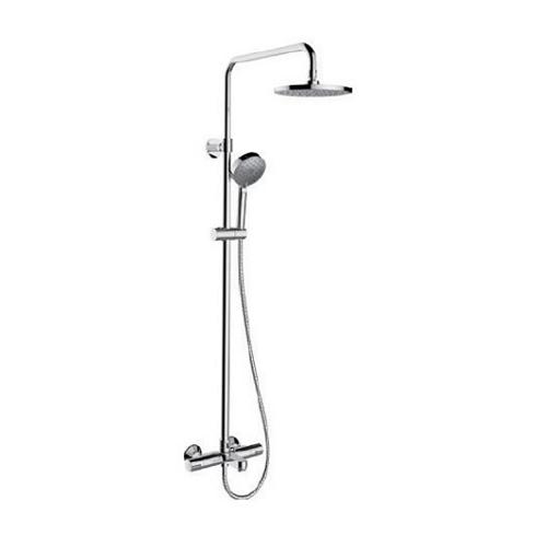 Kohler K-99742T-C9E2-CP July Bath-Shower Column
