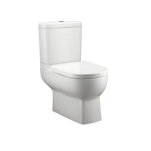 Kohler Odeon Up Close coupled Toilet K-77037K-0