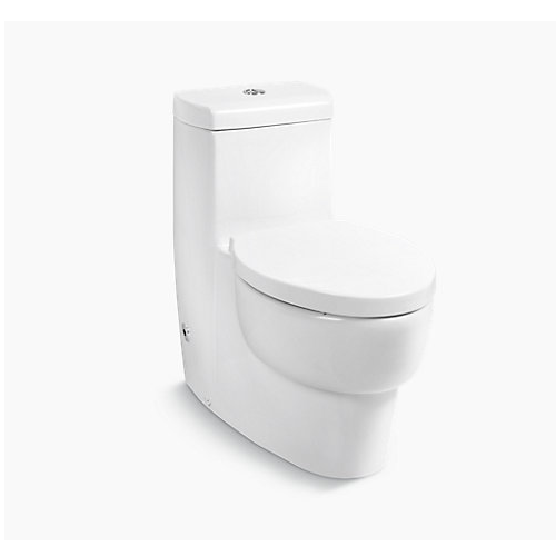 Kohler Ove Skirted One-piece Toilet K-45382R-NS-0