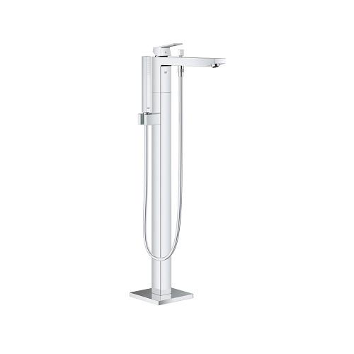 Eurocube Single-lever bath mixer floor mounted 23672001