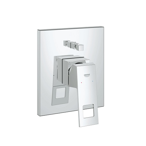 EurocubeSingle-lever bath shower mixer 19896000
