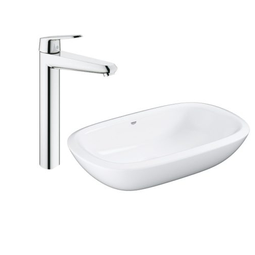 Grohe Vessel Basin 50 with Basin Mixer 23432000