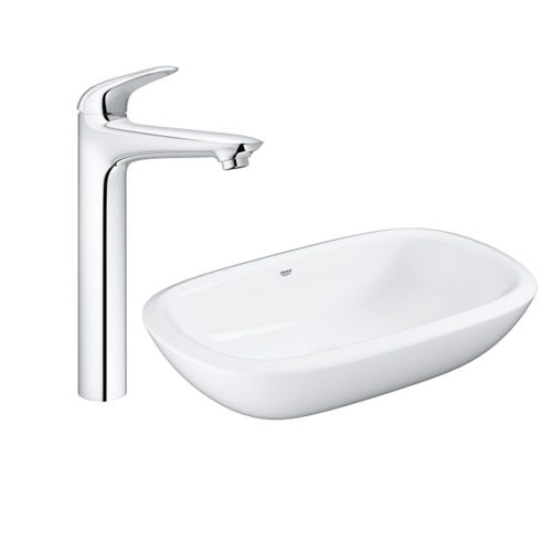Grohe Vessel Basin 50 with Basin Mixer 23719003