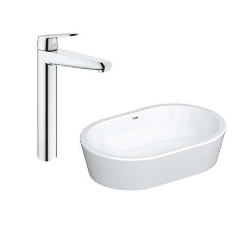Grohe Vessel Basin 60 with Basin Mixer 23432000