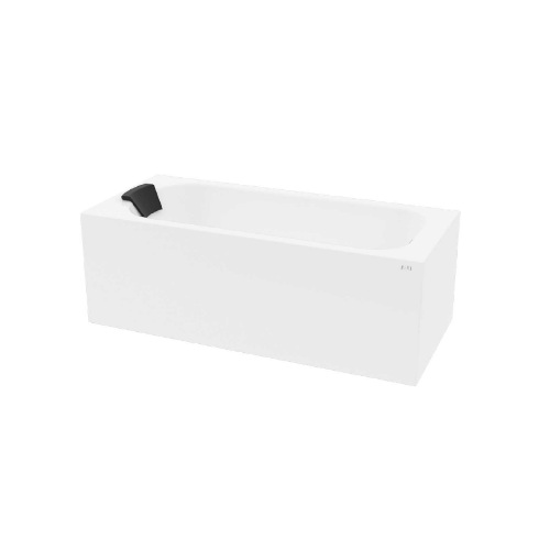 Hera Bathtub 3025 Rect with 1-side skirting