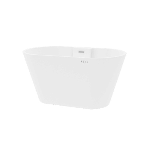 Hera Bathtub 3046 oval 2-side slope