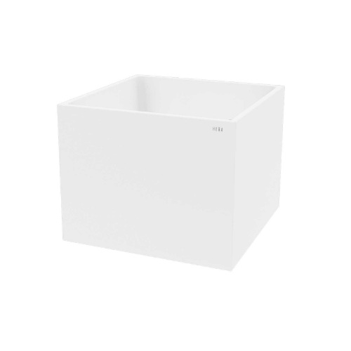Hera Bathtub 3053B-800 Square without seat
