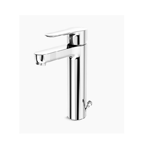 Kohler July Tall Basin Mixer K-5241K-4E2-CP