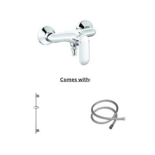 Kohler Kumin wallmount Shower Faucet K-99463T-4E2-CP