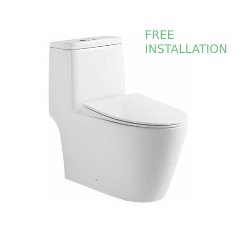 Magnum WC-918S Rimless Toilet Bowl