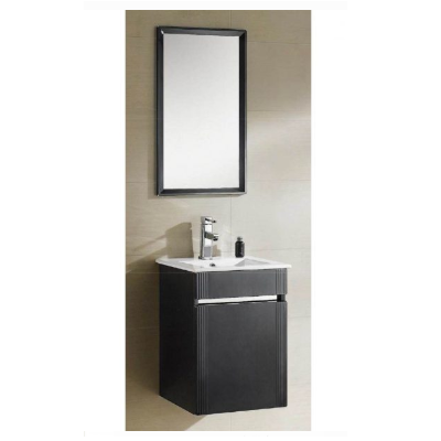 Zaffiro Basin with cabinet and Mirror 3001B-41