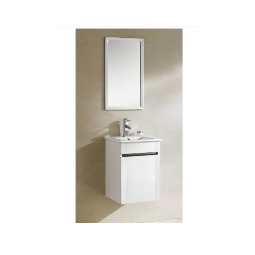 Zaffiro Basin with Cabinet and Mirror 3001W-41