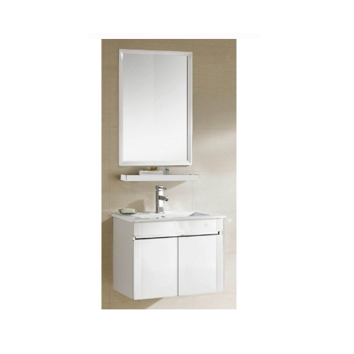 Zaffiro Basin with cabinet PHT-8246W-60