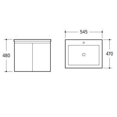 Zaffiro PHT-8261B-54 specification