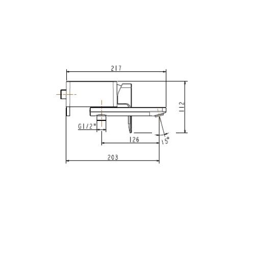 American Standard Acacia FFAS1311-602500BF0 Specification DRW(2)