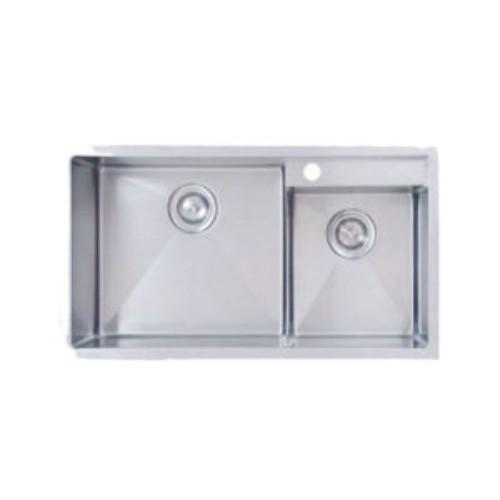 Elkay EC-22117 Double bowl Kitchen sink