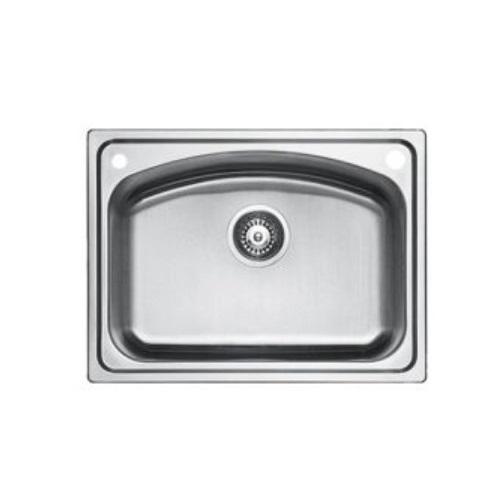 Elkay EC-41412 Single Bowl Kitchen Sink