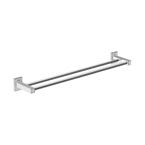American Standard Concept Square FFAS0494-908500BC0 Double Towel Bar