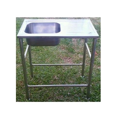 Monic-FS-800 Free Standing kitchen sink with Drainer