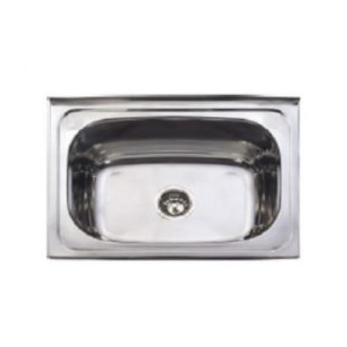 Monic-L-600 Wall mount kitchen sink