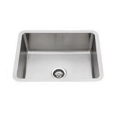 Monic U-586-NC Narrow corner Kitchen sink