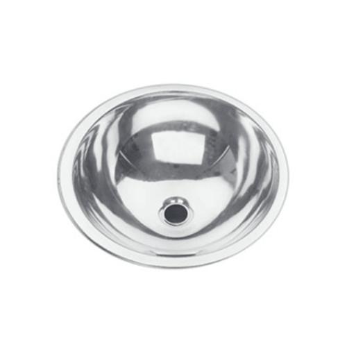 Monic i-420B Inset Mount Single Bowl round sink