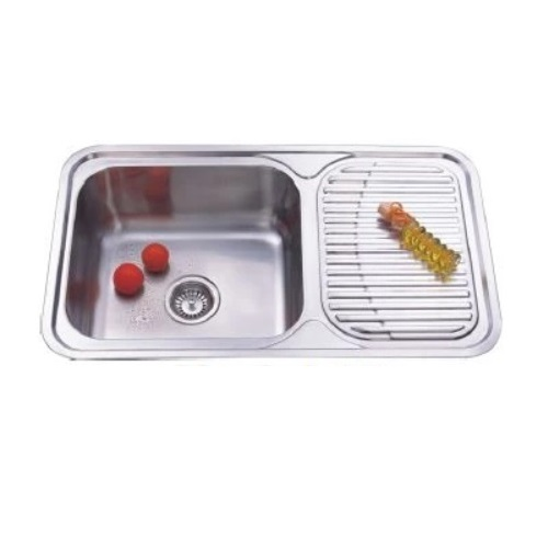 Monic-i-860 Kitchen sink with drainer