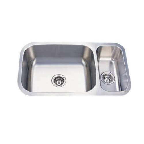 Monic-u-813 Double Bowl kitchen sink