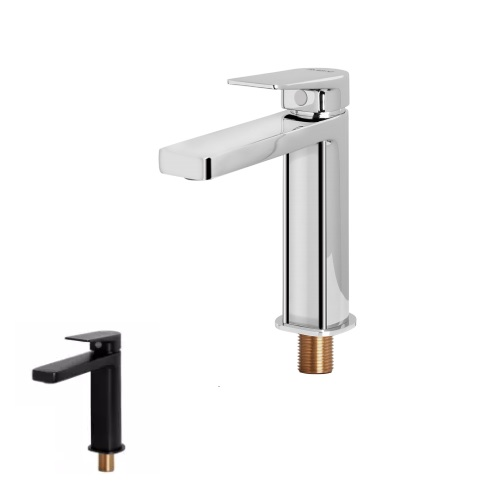 Rubine Razzo 4021C Cold Basin Mixer colors