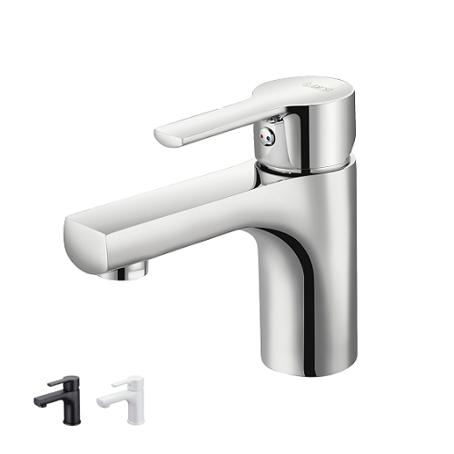 Rubine Unico 5621 Basin Mixer Tap Bathroom Wash Basin Hot-Cold Faucet Tap colour