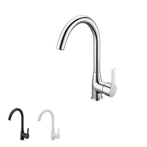 Rubine Unico 5643 Sink Mixer Colors