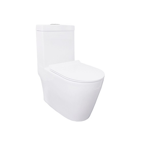 Velin 3390 one piece toilet bowl