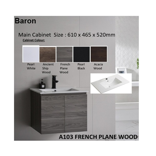 A103-French Plane Wood-specification