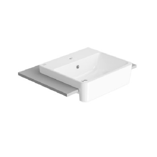 Acacia Evolution CCASF519-1010411F0 Semi-Countertop Basin