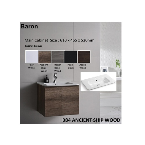 B84-Ancient Ship Wood- specification