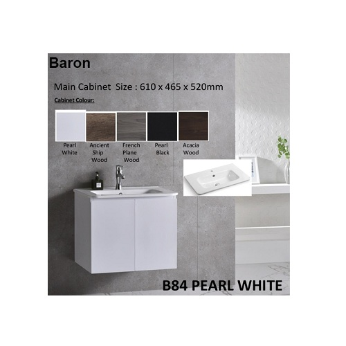 B84-pearl White- specification