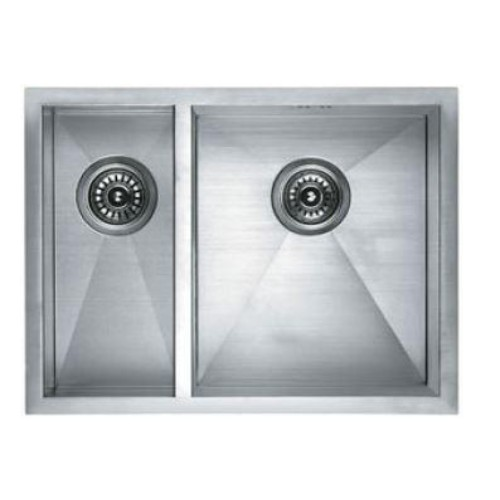 Carysil CXQ-580 Undermount Double bowl Kitchen sink